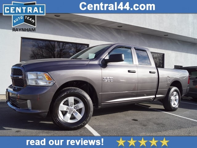 Pre Owned 2016 Ram 1500 Express