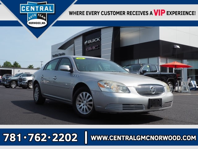 Pre-Owned 2008 Buick Lucerne CX