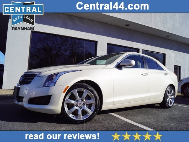 Pre Owned 2013 Cadillac Ats 2 0t Luxury Awd 2 0t Luxury 4dr Sedan In
