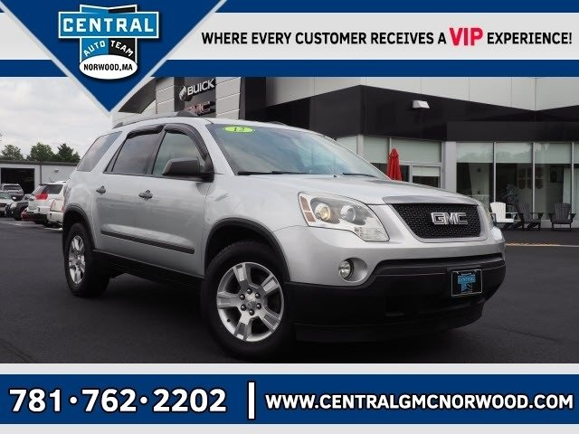 Cool Pre Owned 2012 Gmc Acadia Sl 4D Sport Utility In Norwood Short Links Chair Design For Home Short Linksinfo