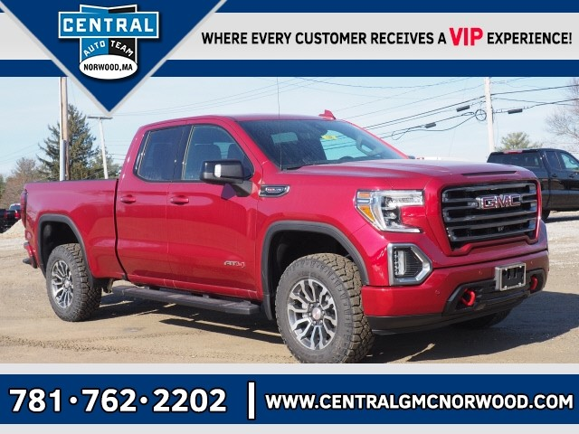 New 2019 GMC Sierra 1500 AT4