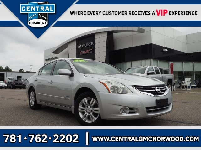 Pre-Owned 2011 Nissan Altima Hybrid