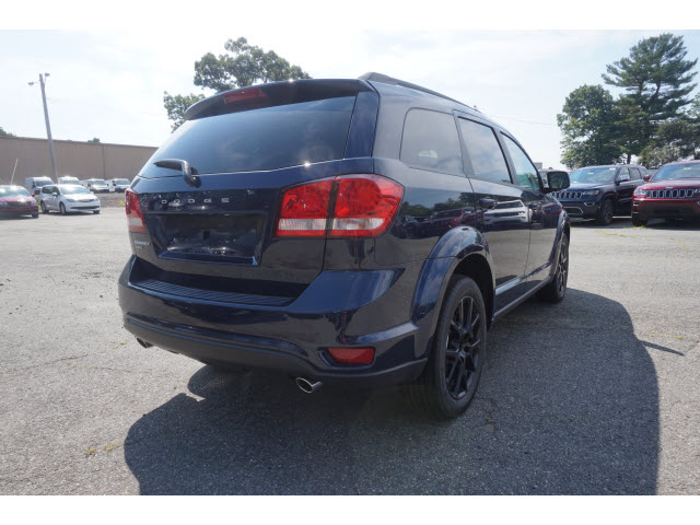 New 2017 Dodge Journey Sxt Awd Sxt 4dr Suv In Norwood M171190