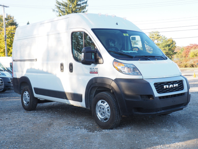 New 2019 RAM ProMaster Cargo 1500 136 WB