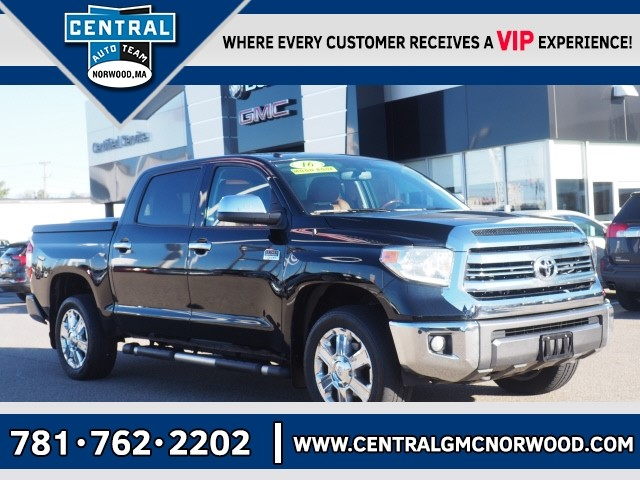 Pre Owned 2016 Toyota Tundra 1794