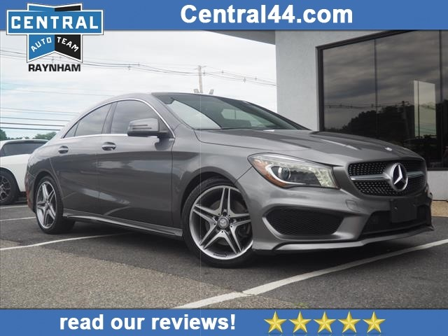 Pre-Owned 2014 Mercedes-Benz CLA CLA 250 4MATIC®