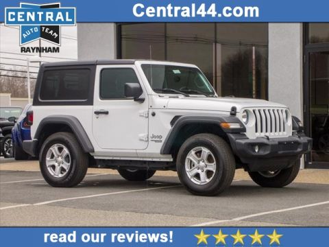 Pre-Owned 2018 Jeep Wrangler Sport
