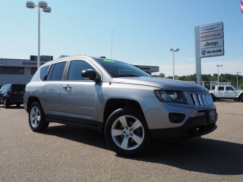 Pre-Owned 2015 Jeep Compass Compass