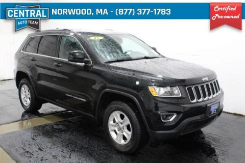 Certified Pre-Owned 2015 Jeep Grand Cherokee Laredo