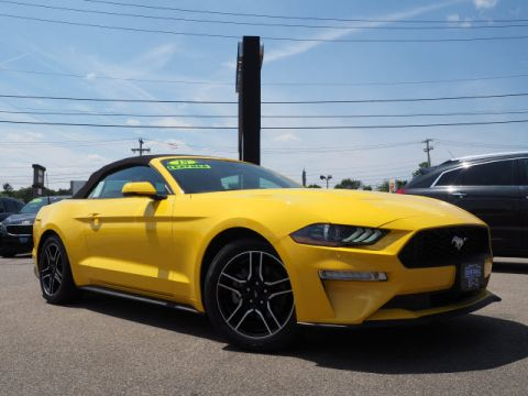 Pre-Owned 2018 Ford Mustang Mustang