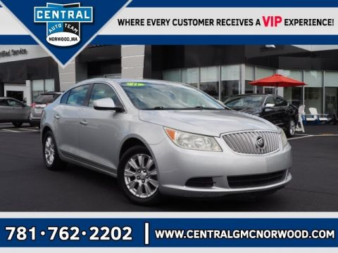 Pre-Owned 2011 Buick LaCrosse CX