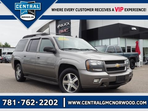 Pre-Owned 2006 Chevrolet TrailBlazer EXT LT