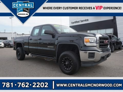 Pre-Owned 2014 GMC Sierra 1500 Base