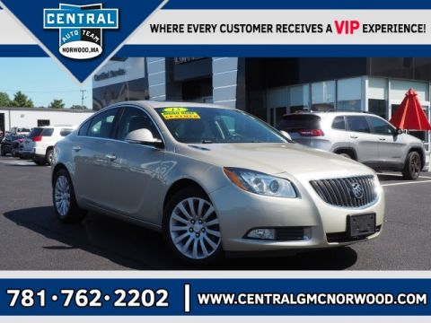 Pre-Owned 2013 Buick Regal Premium 2