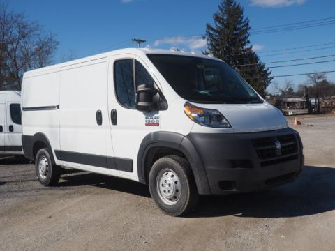 New 2018 RAM ProMaster Cargo 136 WB Low Roof Cargo