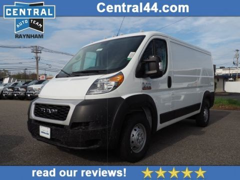 New 2019 RAM ProMaster Cargo 136 WB Low Roof Cargo