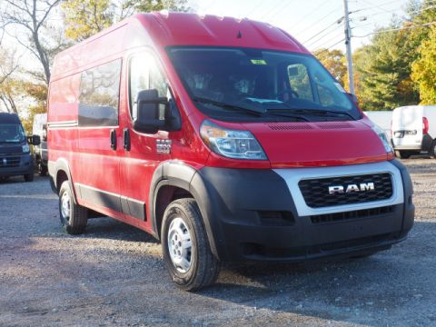 New 2019 RAM ProMaster Cargo 2500 136 WB