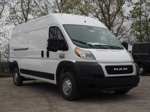 New 2019 RAM ProMaster Cargo 159 WB High Roof Cargo