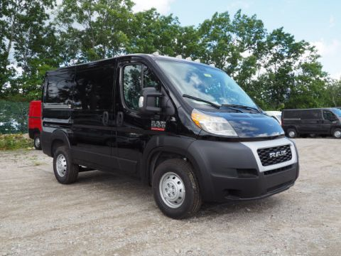 New 2019 RAM ProMaster Cargo 118 WB Low Roof Cargo