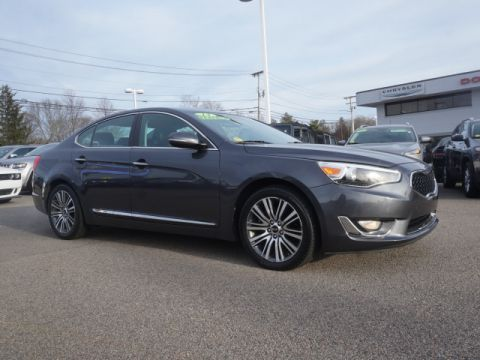 Pre-Owned 2014 Kia Cadenza Limited