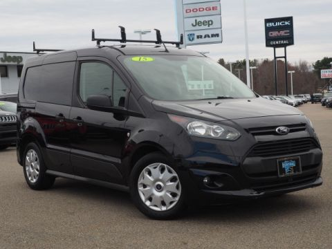 Pre-Owned 2015 Ford Transit Connect Cargo XLT