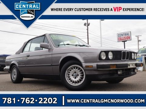 Pre-Owned 1987 BMW 3 Series 325i